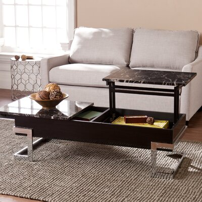 Boone Coffee Table with Lift Top