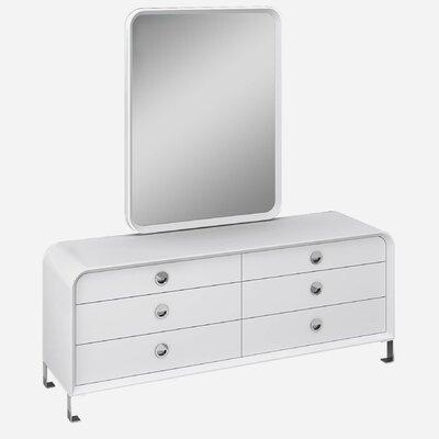 Boyer 6 Drawer Dresser