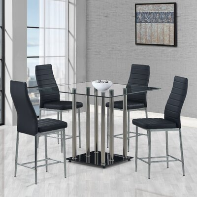 Waters 20 Bar Stool (Set of 4)