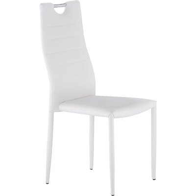 Villanueva Side Chair Finish: White