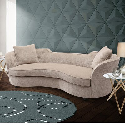 Burrage Transitional Sofa