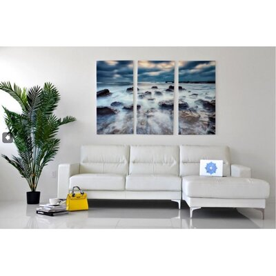 Bauch Sectional Upholstery: White