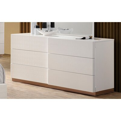 Bobonaro 6 Drawer Dresser