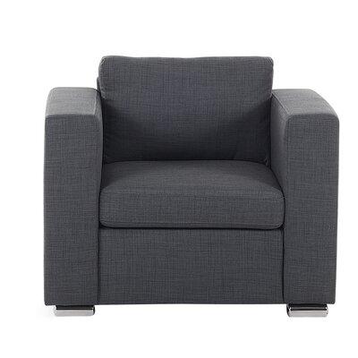 Windsor Hills Armchair Color: Dark Gray