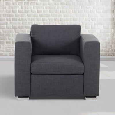 Holahan Armchair Color: Dark Gray