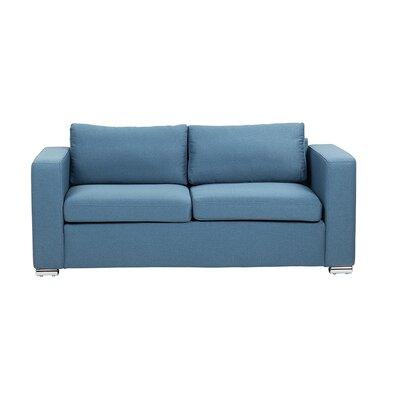 Omar Sofa Upholstery: Blue