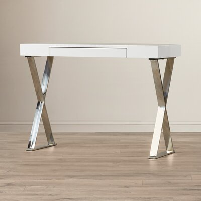 Roreti Console Table Finish: White