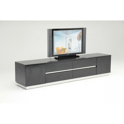 Ochoa TV Stand Finish: Black