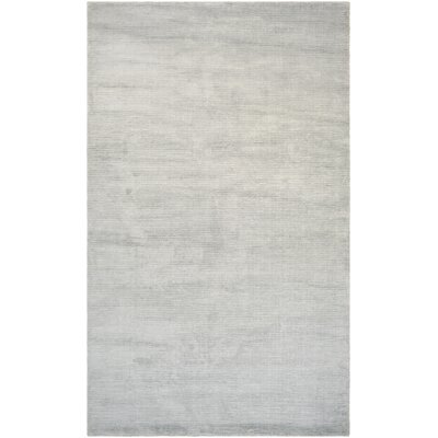 Chipley Hand-Loomed Pearl Area Rug Rug Size: 96 x 136