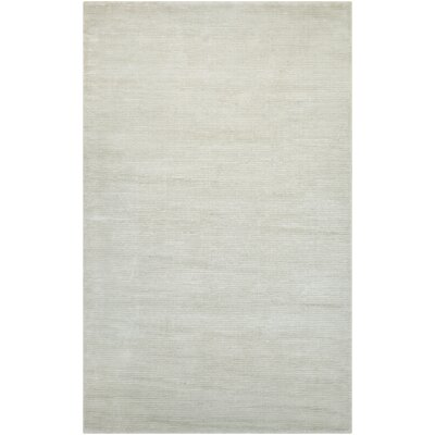 Chipley Hand-Loomed French Vanilla Area Rug Rug Size: 96 x 136