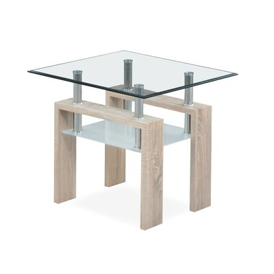 Sharp End Table