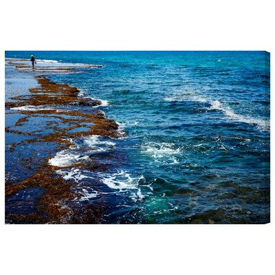 'Sdot Yam Beach' Photographic Print on Wrapped Canvas Size: 10