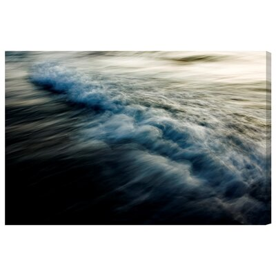 'Eternal Waves' Photographic Print on Wrapped Canvas Size: 10