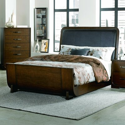 Auburndale Upholstered Panel Bed Size: Queen