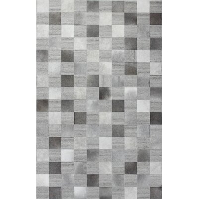 Leslie Flat Woven Area Rug Rug Size: Rectangle 5 x 8