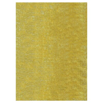 Andre Marigold Indoor/Outdoor Area Rug Rug Size: 33 x 53