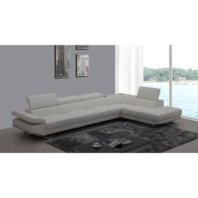 Rodolfo Reversible Chaise Sectional