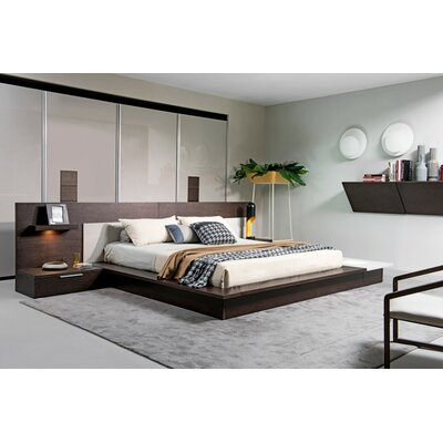 Sommerset Storage Platform Bed Size: Queen