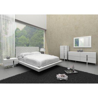 Gerardo Platform 5 Piece Bedroom Set Size: Queen