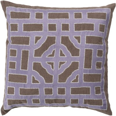 Watson Polyester Throw Pillow Size: 22