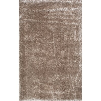 Hendricks Light Brown Area Rug Rug Size: Rectangle 710 x 10
