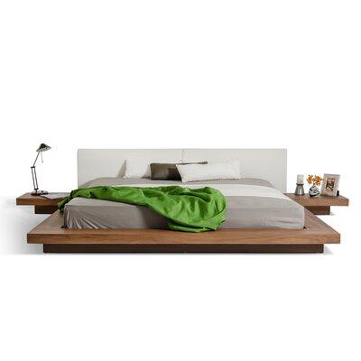 Carter Upholstered Platform Bed Size: California King