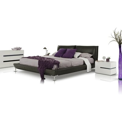 Swanston Upholstered Platform Bed Size: Eastern King