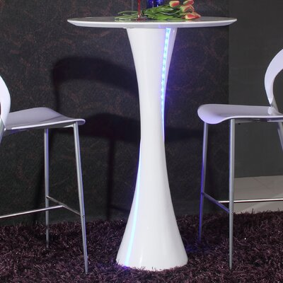 Clower Twirl Bar Table