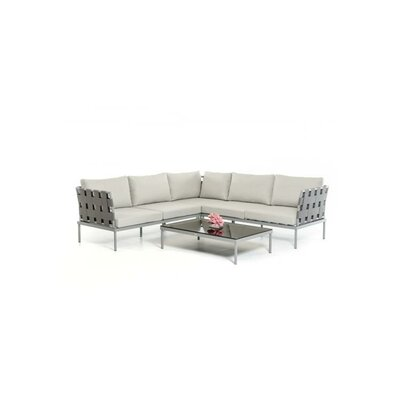 George 3 Piece Lounge Seating Group