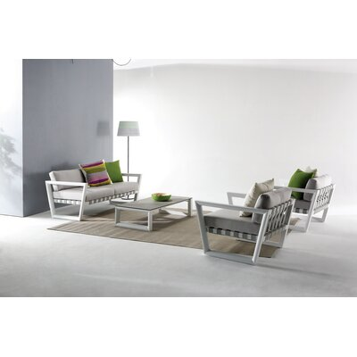 George 8 Piece Seating Group with Cushion