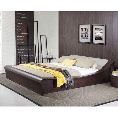 Cofield King Upholstered Storage Platform Bed