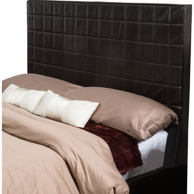 Borgman Upholstered Panel Headboard Size: King/Cal-King
