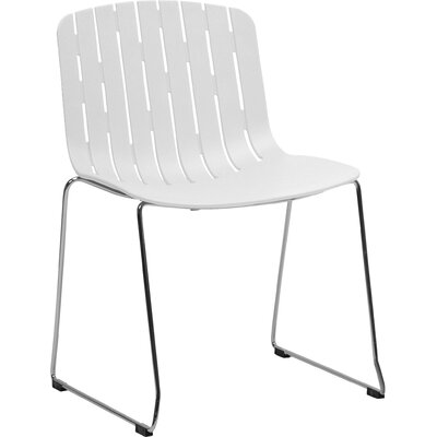 Cofer Side Chair Finish: White