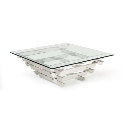 Clower Square Coffee Table