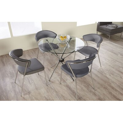 Bielecki 5 Piece Dining Set