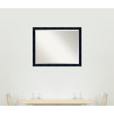 Efraim Wall Mirror Size: 31.11'' H x 25.11'' W