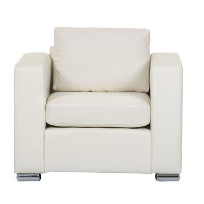 Windsor Hills Armchair Color: Beige