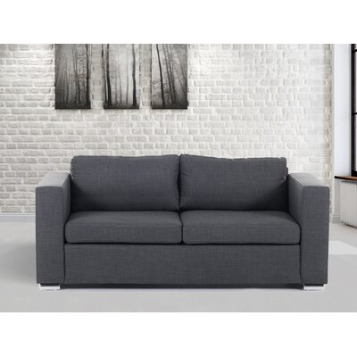 Omar Sofa Finish: Dark Gray