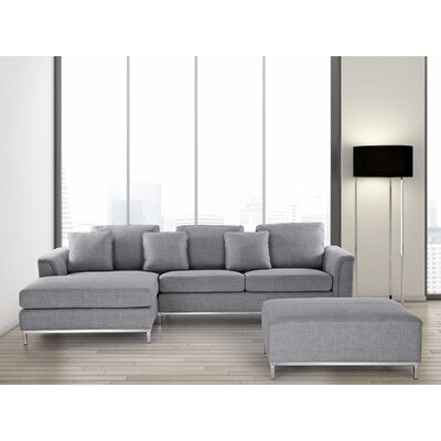 Wade Logan WADL6389 30309003 Catlett Sectional