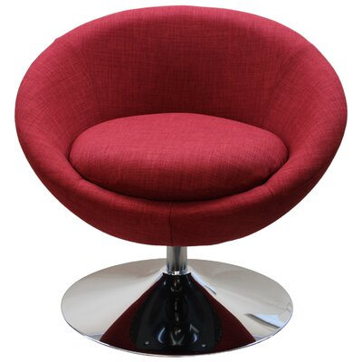 Papasan Chair Color: Cherry