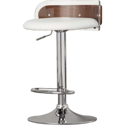 Hurley Adjustable Height Swivel Bar Stool