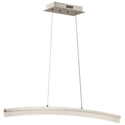 Bergenline 1-Light Kitchen Island Pendant