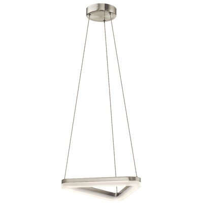 Dave 3-Light Geometric Pendant
