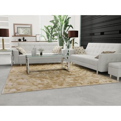 Ayanna Neutral Area Rug Rug Size: 8 x 10