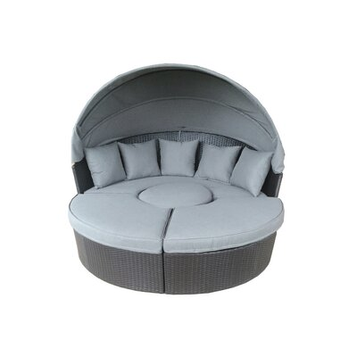 Hudson Daybed with Cushions