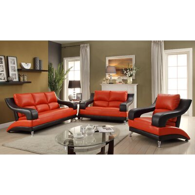 Palice Configurable Living Room Set