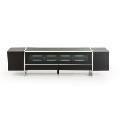 Booth 79 TV Stand Color: Wenge