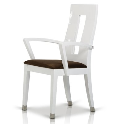 Clower Dining Arm Chair