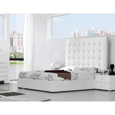 Febus Upholstered Platform Bed Size: Eastern King