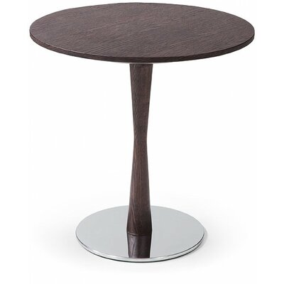 Clower Round End Table